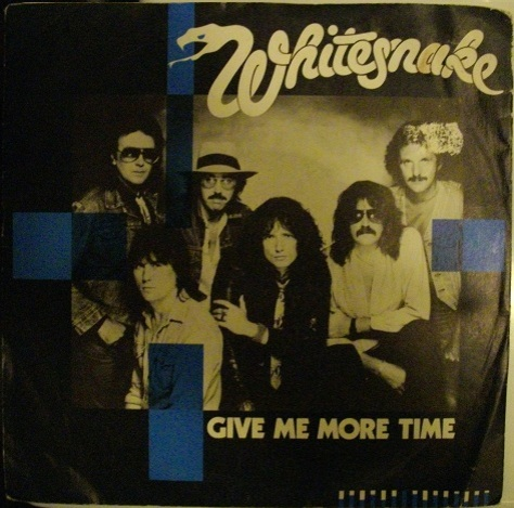 Some members of Whitesnake took Movember more seriously than the others.