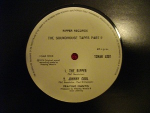 The Soundhouse Tapes Part 2 B Side