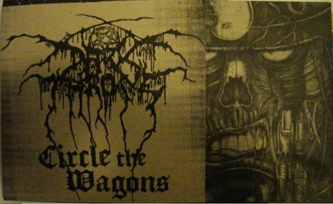My Darkthrone Circle The Wagons Special Edition