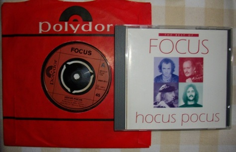 "Hocus Pocus on 7"" and the Compilation CD"