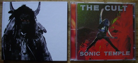 The Cult CDs