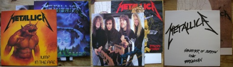 Metallica EPs from The Good The Bad and The Live Box Set