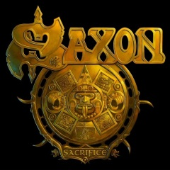 Saxon Sacrifice Cover