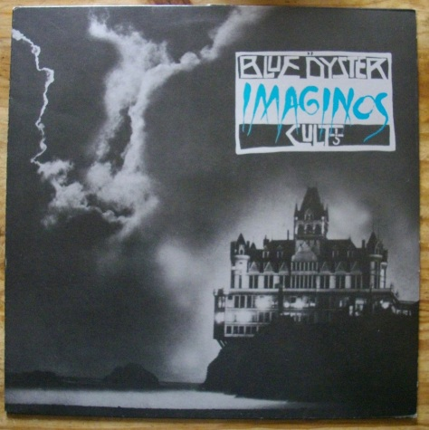 Imaginos LP Cover