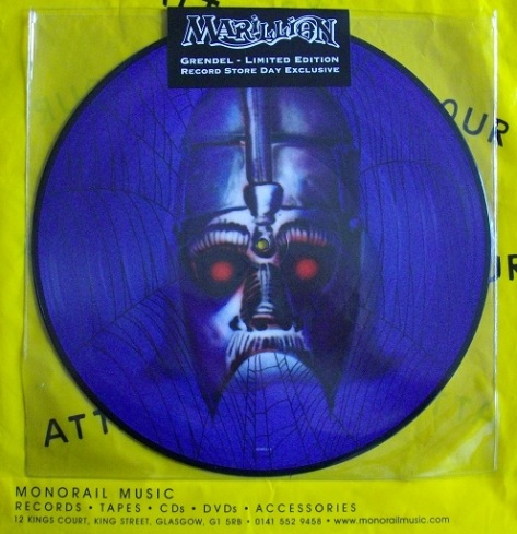 "Marillion - Grendel 12"" RSD Exclusive"