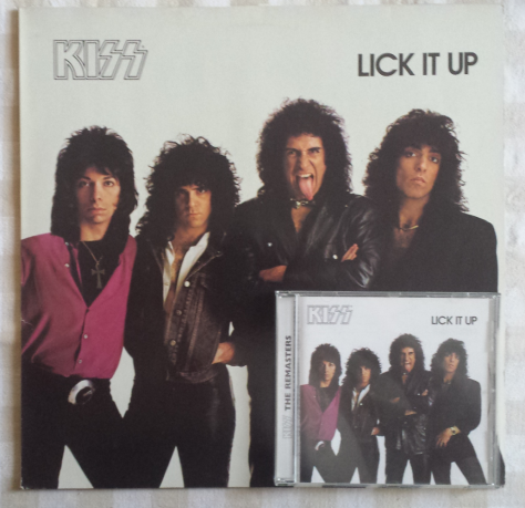 A KISS Klassik on CD and Vinyl