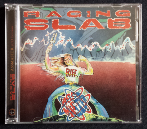 Raging Slab - masters of their asses
