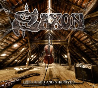Saxon Unplugged and Seated