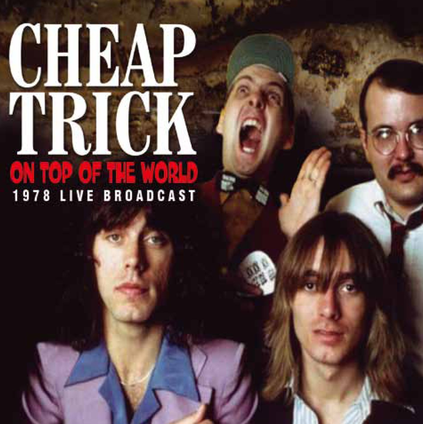 Cheap Trick – On Top of the World: 1978 Live Broadcast