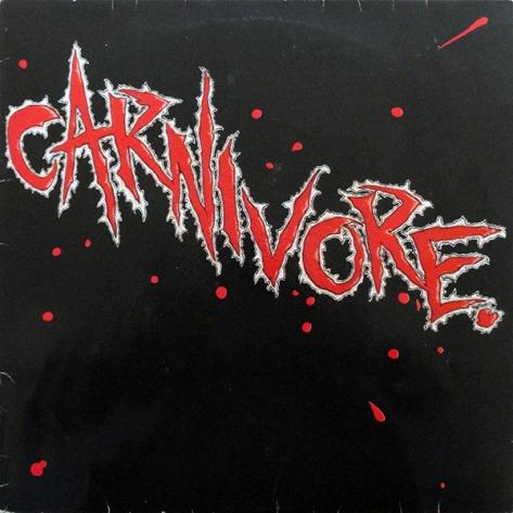 Carnivore - Carnivore (1985)