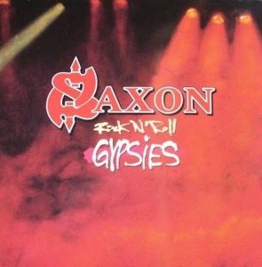 Saxon - Rock N' Roll Gypsies (1989)