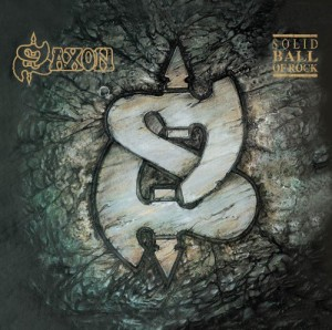 Saxon - Solid Ball of Rock (1991)
