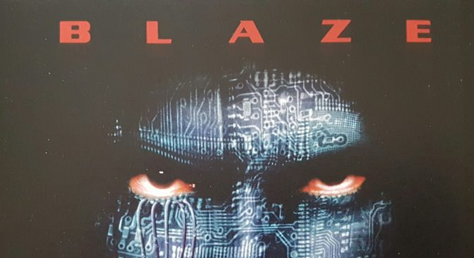 Blaze – Silicon Messiah (Review)