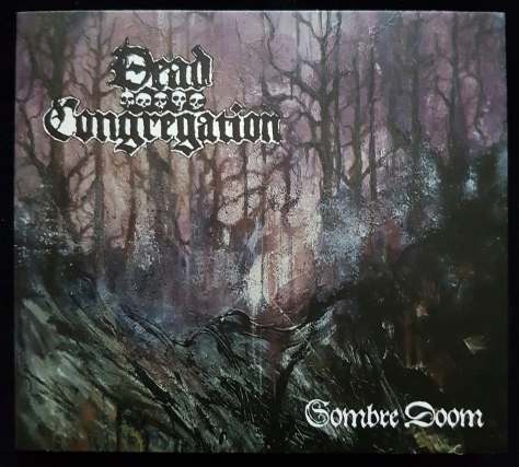 Dead Congregation - Sombre Doom (2016)