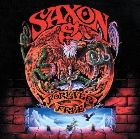 Saxon - Forever Free (1992)