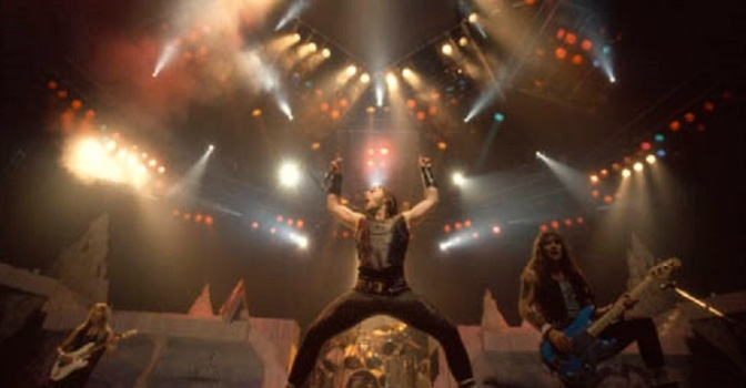 Song of the Week: Iron Maiden – Heaven Can Wait (Live)