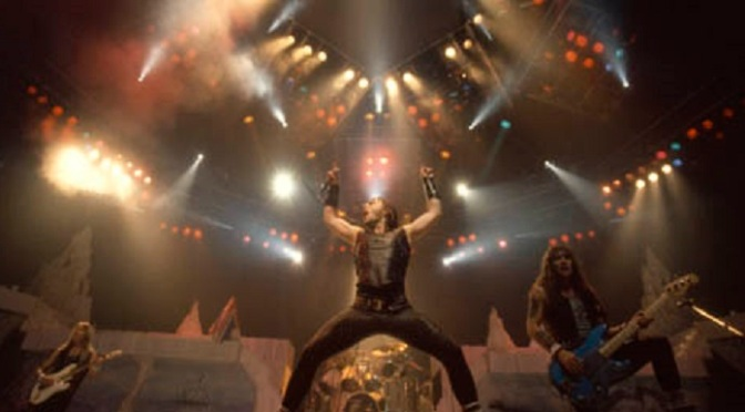 Iron Maiden – Heaven Can Wait: Live (Song Review)