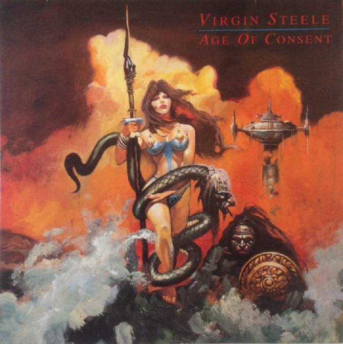 Song of the Week: Virgin Steele – Lion in Winter