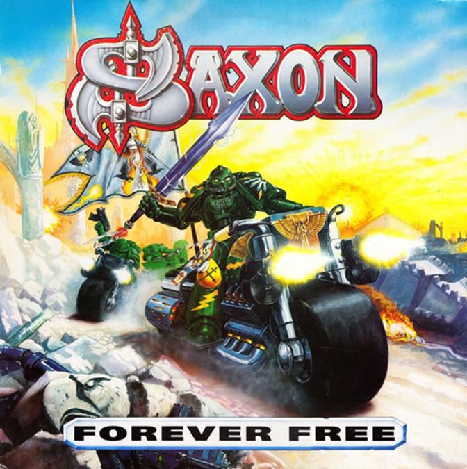 Saxon – Forever Free