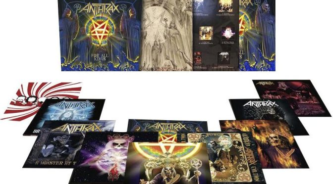 Anthrax – For All Kings (Review)