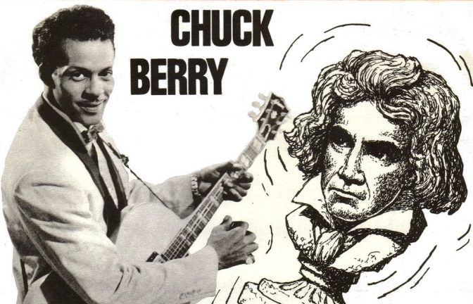 Song of the Week: Chuck Berry – Roll Over Beethoven (Live)