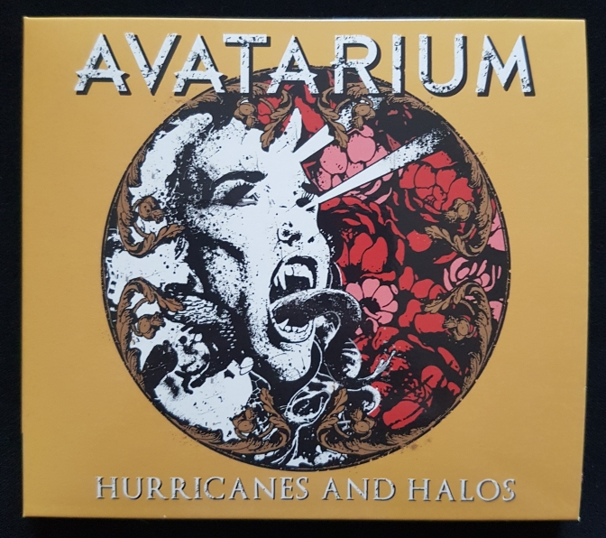 Avatarium – Hurricanes And Halos