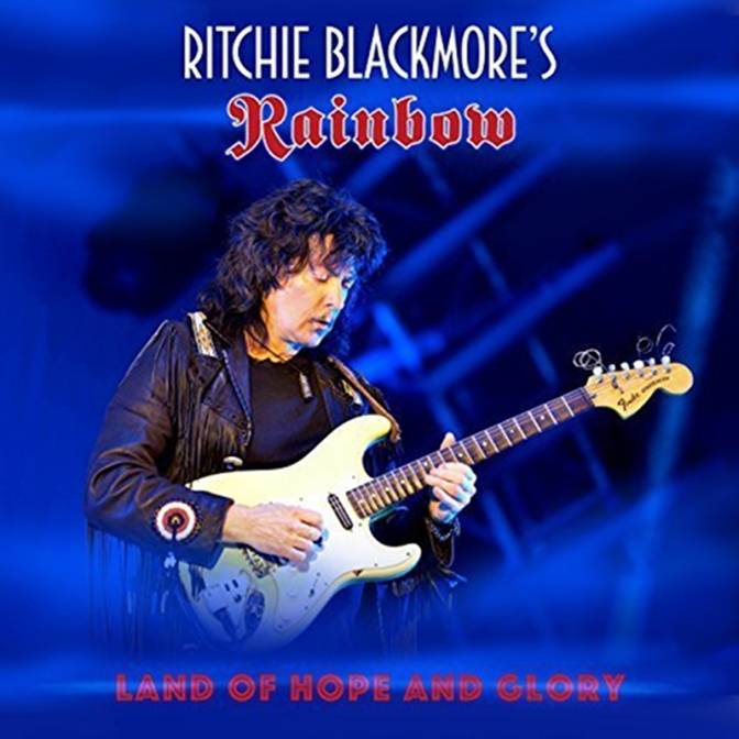 Ritchie Blackmore's Rainbow – Land Of Hope And Glory/I Surrender (Review)