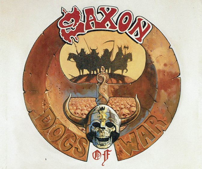 Saxon – Dogs Of War (Review)