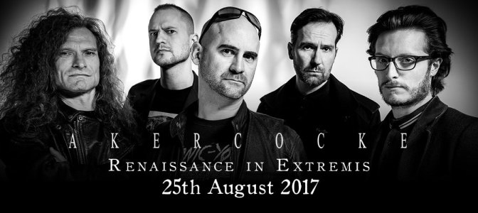 New Akercocke Album Renaissance In Extremis Due In August