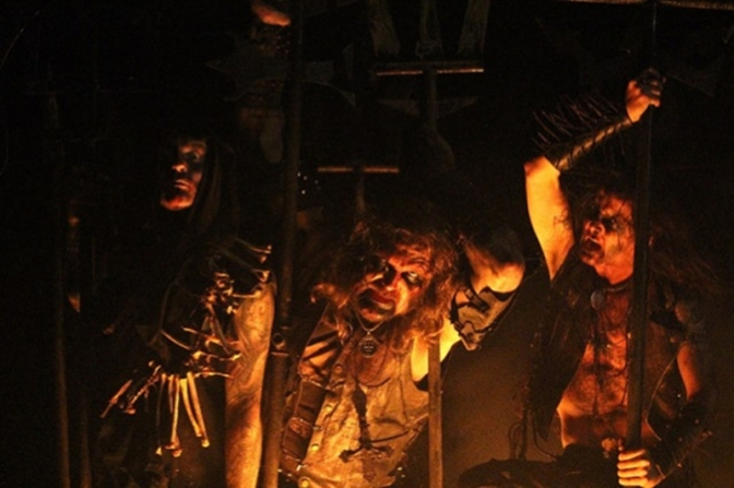 New Songs From Watain, Saxon, Portal and Tribulation