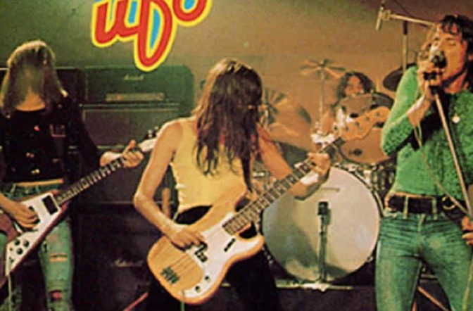 UFO – Phenomenon (Review)