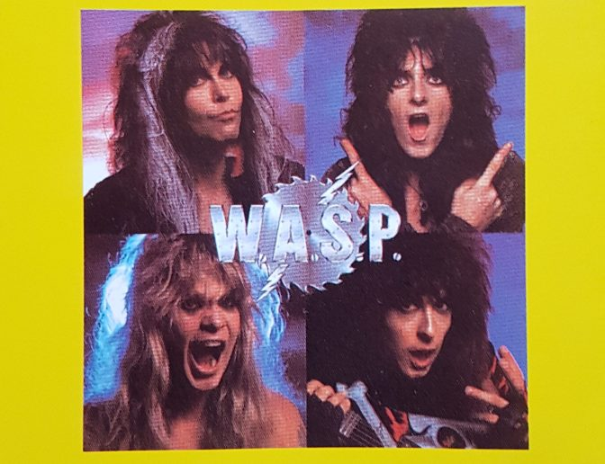 W.A.S.P. – The Last Command (Review)