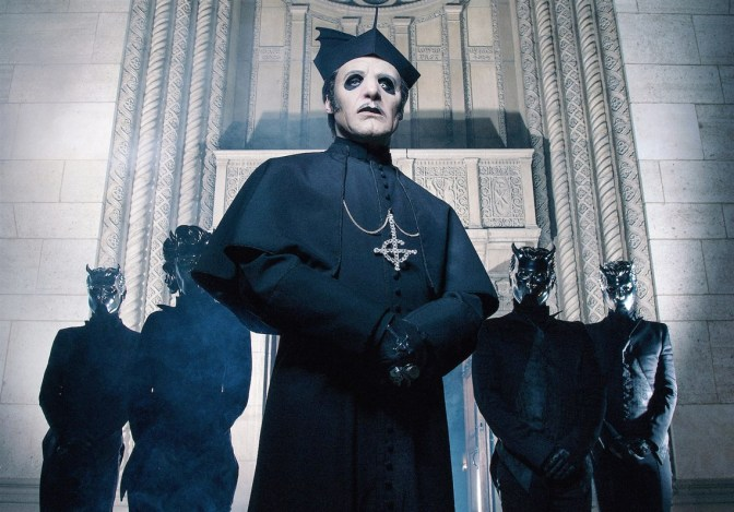 Ghost – Prequelle (Review)