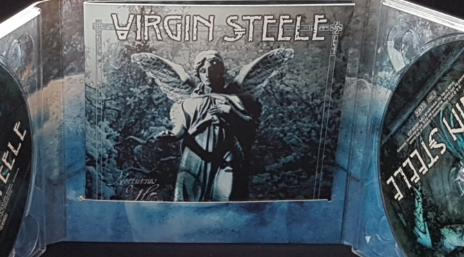 Virgin Steele – Nocturnes Of Hellfire & Damnation (Review)