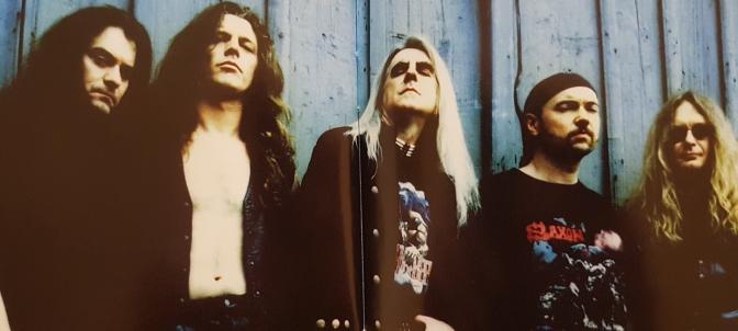 Saxon – Metalhead (Review)