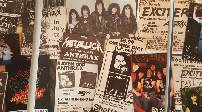 Anthrax – Metal Thrashing Mad (Song Review)