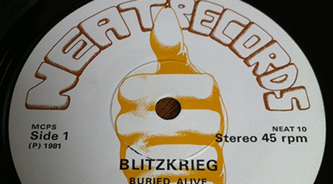 Blitzkrieg – Buried Alive (Review)