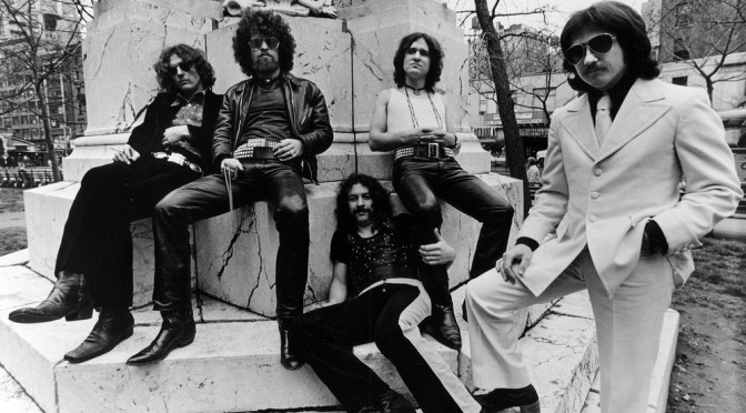 Blue Öyster Cult – Secret Treaties (Review)