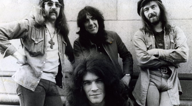 Nazareth – Sold My Soul (Song Review)