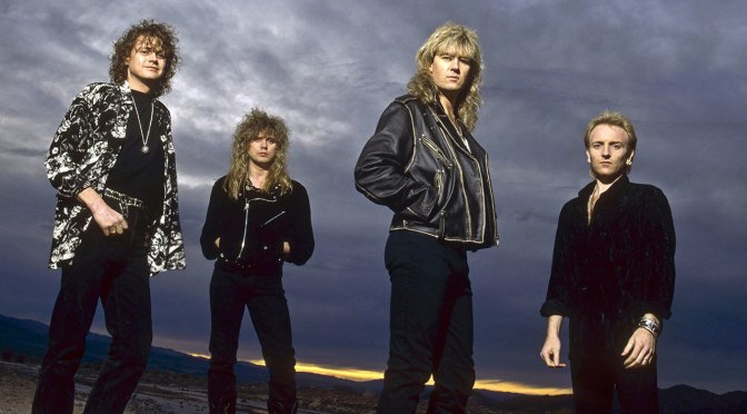 Def Leppard – Let's Get Rocked (Song Review)